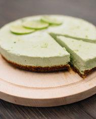 Raw Basil Lime Cake – prajitura busuioc lime – Greenlicious Oradea (4)