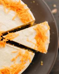 Raw Carrot Cake – prajitura morcov – Greenlicious Oradea (1)