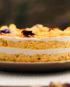 Raw Carrot Cake - prajitura morcov - Greenlicious Oradea