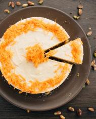 Raw Carrot Cake – prajitura morcov – Greenlicious Oradea (6)