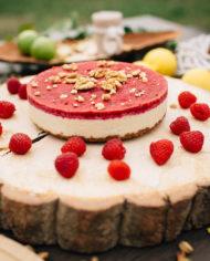 Raw Cherry Cake – prajitura visine – Greenlicious Oradea (1)