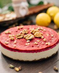 Raw Cherry Cake – prajitura visine – Greenlicious Oradea (5)
