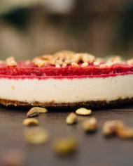 Raw Cherry Cake – prajitura visine – Greenlicious Oradea (6)