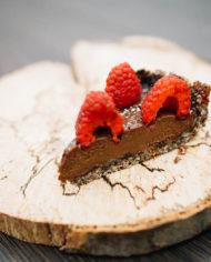 Raw Chocolate Mousse Cake – prajitura mousse ciocolata Greenlicious Oradea (1)