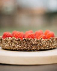 Raw Chocolate Mousse Cake – prajitura mousse ciocolata Greenlicious Oradea (4)