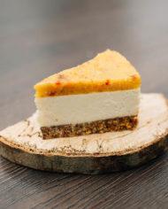 Raw Mango Cake prajitura mango Greenlicious Oradea (6)