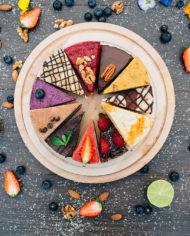 Raw Mixed Cake – prajitura raw vegan Greenlicious Oradea (2)