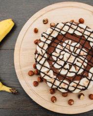 Raw Nutella Banana Cake – prajitura nutella banana – Greenlicious Oradea (2)