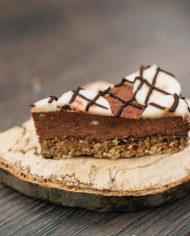 Raw Nutella Banana Cake – prajitura nutella banana – Greenlicious Oradea (6)