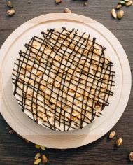 Raw Snickers Cake – prajitura snickers – Greenlicious Oradea (2)