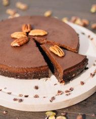 RawBrownie prajitura brownie Greenlicious Oradea (1)