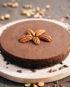 RawBrownie prajitura brownie Greenlicious Oradea